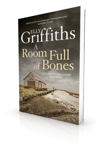 A Room Full of Bones | Elly Griffiths