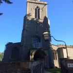 Walsingham - The Woman in Blue is set in Walsingham.